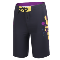 Men's Water Repellent PERFORMANCE Block Party 18 Swim Shorts Boardshorts