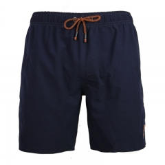 Men's dark navy welded swim short