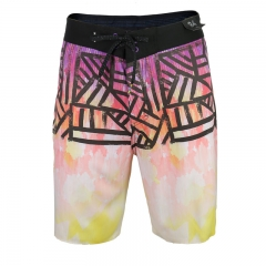 Men's Water Resistant PERFORMANCE Block Party 20 Swim Short Boardshort