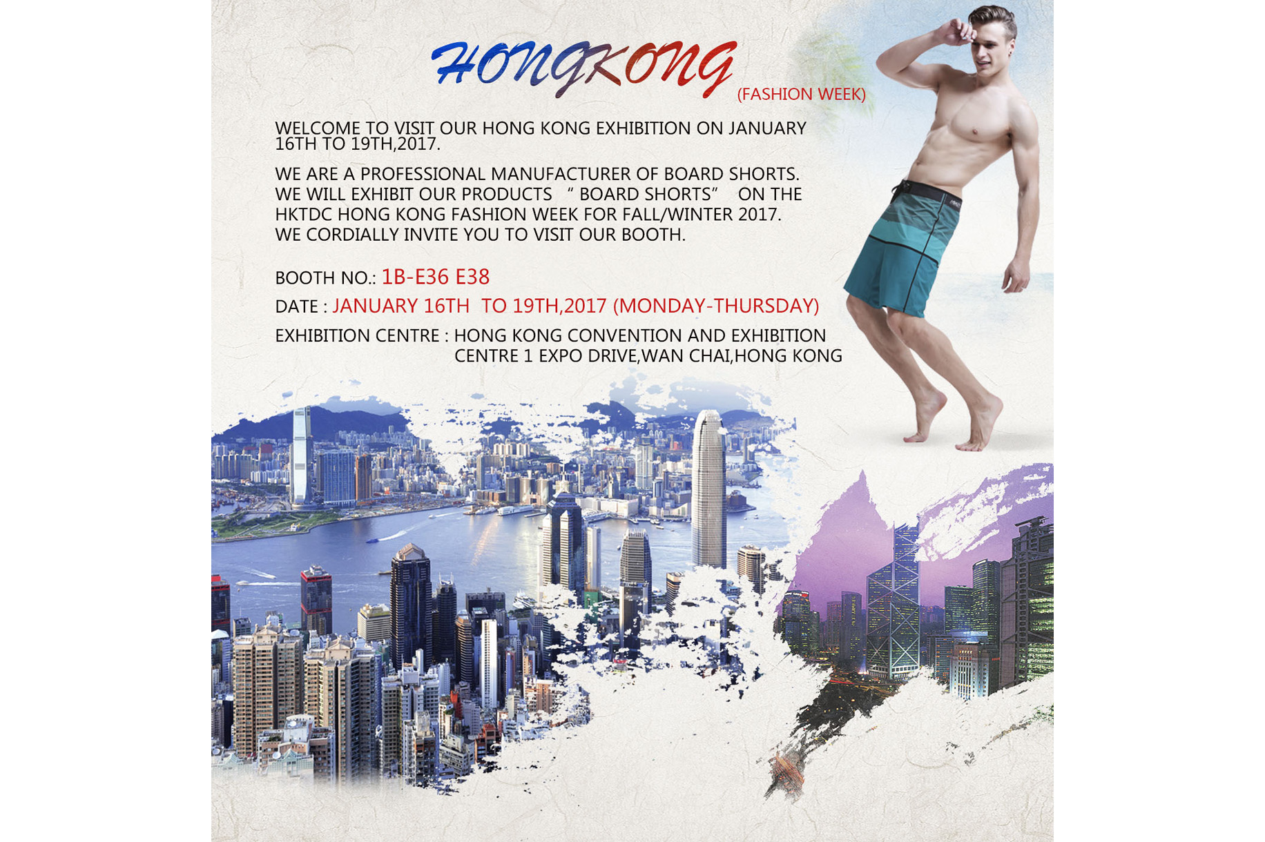 WEICOME TO VISIT OUR HONG KONG EXHIBITION